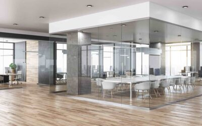 5 Benefits Of Architectural Interior Glazing Systems