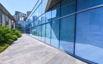 Curtain wall installation and repair
