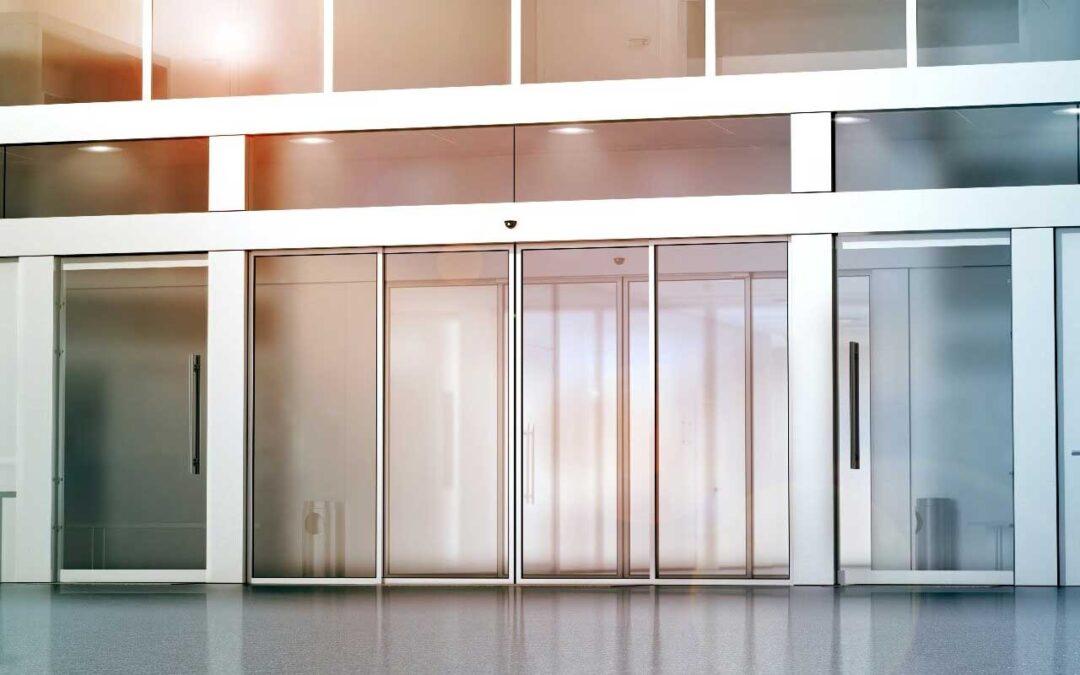 Automated door repairs